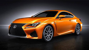 2015 Lexus RC F Adds