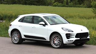 speedART To Refine Porsche Macan [TEASER]