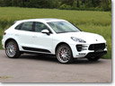speedART To Refine Porsche Macan [TEASER]
