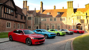Dodge Celebrates Centennial Year