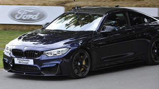 2014 BMW M4 Coupe Individual at Goodwood