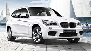 2014 BMW X1 Exclusive Sport - Limited Edition for Japan