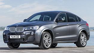 2014 BMW X4 F26 - Price £36,590