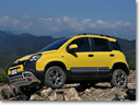All-new Fiat Panda Cross 4x4