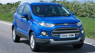 2014 Ford EcoSport - Practicality, Space and Flexibility