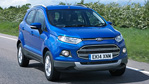 2014 Ford EcoSport – Practicality, Space and Flexibility