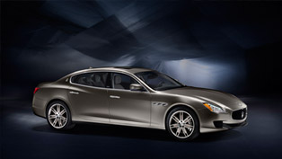 Maserati Launches Quattroporte Zegna Limited Edition