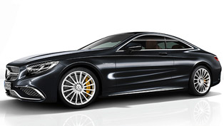 2014 Mercedes-Benz S65 AMG Coupe - Price €244,009