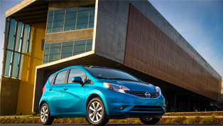 2014 Nissan Versa Note wins accolades