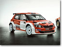 Skoda Celebrates 40 Years At Rally Bohemia With Two Special Fabia Super 2000s