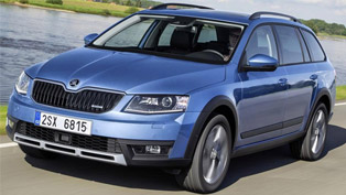 2014 Skoda Octavia Scout [video]