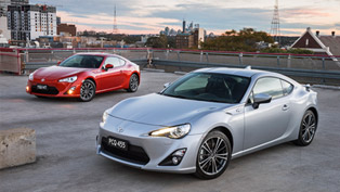 Toyota 86 GT And GTS Get Updated Suspension, Interior And Exterior