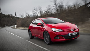 2014 Vauxhall Astra GTC Gets New Diesel Engine