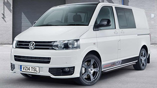 2014 Volkswagen Transporter Sportline 60 Special Edition