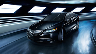 Acura Starts Production Of 2015 TLX In Ohio