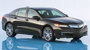 2015 Acura TLX - US Price $30,995