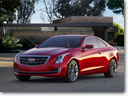 ZF Lenksysteme Steering Added To 2015 Cadillac ATS Coupe