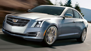 2015 Cadillac ATS Sedan - Officially Unveiled