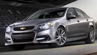 2015 Chevrolet SS will Get a 6-Speed Manual Gearbox