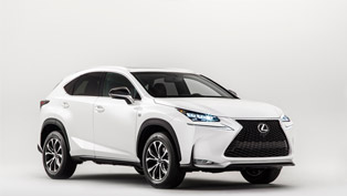 Lexus offers turbo or hybrid power in new 2015 NX crossover