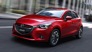 2015 Mazda2 Officially Unveiled