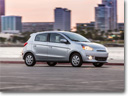 2015 Mitsubishi Mirage becomes most affordable vehicle