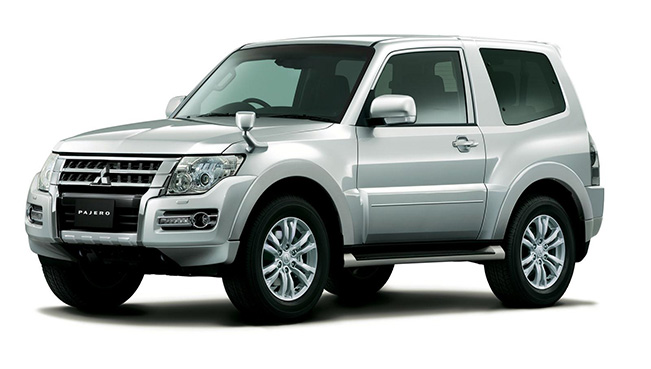 Mitsubishi has unveiled the 2015 Pajero Facelift in Japan coming with