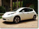 Nissan Leaf – The World's Cleanest Self-Washing Car