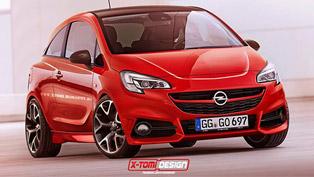 2015 Opel Corsa OPC [render]