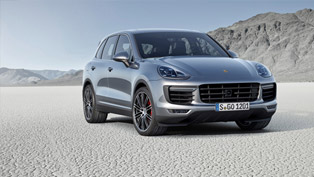 Porsche Reveals Updated 2015 Cayenne Range