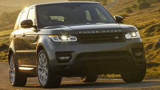 2015 Range Rover and Range Rover Sport - More Power