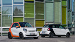 Brand New Smart Fortwo and Forfour - pictures and details