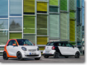 Brand New Smart Fortwo and Forfour – pictures and details