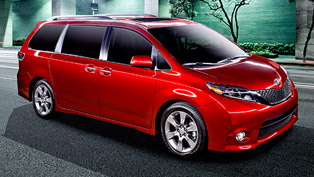 2015 Toyota Sienna [video]