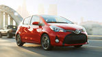 Toyota Announces 2015 Yaris US Pricing