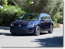 Volkswagen recalls certain Golf vehicles