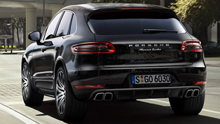 Porsche Macan Turbo - Nurburgring Test [video]