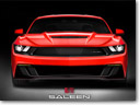 2015 Saleen 302 Mustang Teased