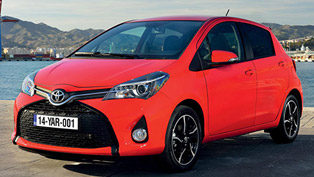 2015 Toyota Yaris - Price and Specs