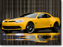 2016 Chevrolet Camaro To Get Four-Cylinder Engine