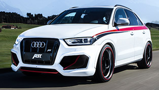 ABT Audi RS Q3 - Full Details