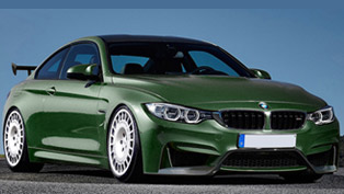 Alpha-N Performance And EVOX Have Performance Boost For BMW M3 And M4
