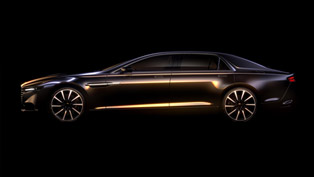 Aston Martin Confirms Production Of Lagonda Super Saloon