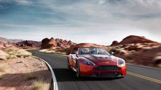 Aston Martin Introduces 2015 V12 Vantage S Roadster