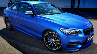 BMW 2-Series M235i Track Edition - Price €83,000