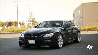 BMW 650i Gran Coupe Enhanced By SR Auto Group