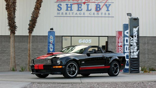 Shelby Auctions Serial #1 Barrett-Jackson Edition Shelby GT
