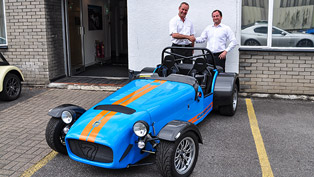 caterham superlight r500 - end of production