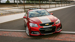 Chris Pratt To Drive Chevrolet SS Pace Car At Brickyard