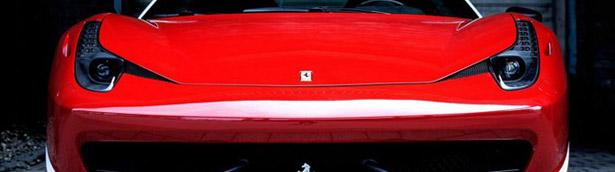 Edo Competition Ferrari 458 Italia Niki Lauda - Price €285,000